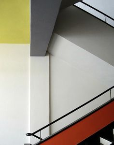 Mondrian, Stairs, Mood, Education, Home Decor, Stairway, Staircases, Interior Design, Ladders