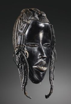 dan we bird mask Liberia, African Masks, African Art, Totems, Statues, Bird Masks, Art Premier, African Tribes, Art Sculpture