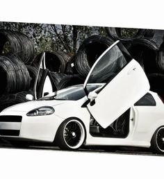 Fiat Grande Punto 3 doors concept - http://autotras.com