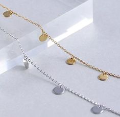 Silver Jewelry With Diamonds Info: 8608082190 Earrings Uk, Silver Drop Earrings, Sterling Silver Necklaces, Silver Choker, Disc Necklace, Dainty Necklace, Necklace Lengths, Silver Engagement Rings, Old Jewelry