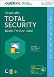 Kaspersky Total Security 2016 Multi Device 10 Device 1 Year FFP (PC DVD/Mac) by Kaspersky   70 days in the top 100 Platform: Windows 10 /  8.1 /  7 /  Vista, Android (4)Buy new:   £26.90 18 used & new from £25.99(Visit the Bestsellers in Software list for authoritative information on this product's current rank.) Amazon.co.uk: Bestsellers in Software...