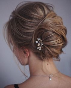 Wonderful Bridesmaid Updo Hairstyles 0012 – OOSILE