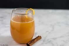Welcome fall with mulled cider, apple cider infused with the flavors of cinnamon, cloves, allspice, and orange. Serve it warm or chilled!
