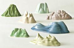 Topografías con cerámica-