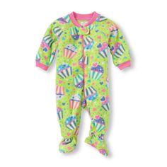 715bf8aa65 Cupcakes Blanket Sleeper Blanket Sleeper, Girls Sleepwear, Us Store, Pjs,  Cupcakes,