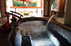 Tabacon relaxion area grand spa