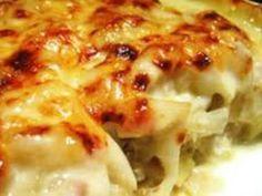 Receta Bacalao a la nata, nuestra receta Bacalao a la nata - Recetas enfemenino
