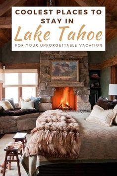 Lake Tahoe Vacation, California Vacation, San Diego Travel, San Francisco Travel, Airbnb Rentals, Tahoe Rentals, South America Travel, North America, Travel Usa