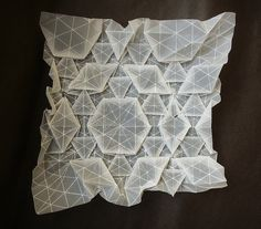 amazing paper folding - check out Andrea's other Flickr sets too