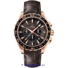 Omega Seamaster Chronograph GMT 231.53.44.52.06.001