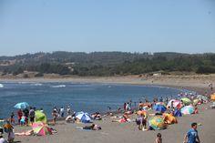 Playa de Punta de Lobos.