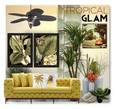 """Tropical Glam"" by e"
