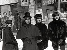 Beatles' 'Help!' jackets are going up for auction - TODAY.com