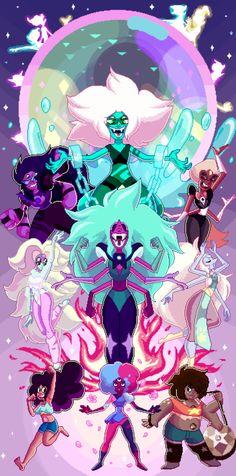 All cross gem fusions so far