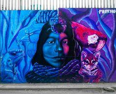 """Ayahuasca""  Collab Ft. Parcha (yuss juanjo amador Amaru Walter Zelena sonika)  #StreetArt #Art #Parcha #Ayahuasca #Avedelasabiduria #Perú #muralism #Art #Arte #graffiti #Selva #Disciplina #Spray #spraypaint #sprayart #Spraycan #streetart #muralism #Paint #urbanart #instagraffiti #bestartpage #artfido #artistsdrop #artistsoninstagram #artist_unity_ #artist_discover #globalstreetart #artist_showcase #Pinterest #Jech"