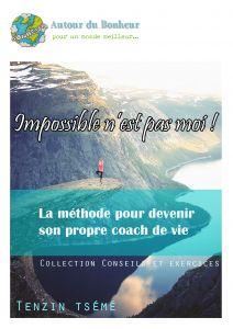 """Le livret """"Impossible n'est pas moi"""" vous est offert ! Tout sur la confiance en soi."""