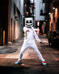 Marshmello Wallpapers - Click Image to Get More Resolution & Easly Set Wallpapers Joker Iphone Wallpaper, Hd Wallpaper Android, Wallpaper Downloads, Dj Alan Walker, Allen Walker, Marshmallow Pictures, Marshmello Wallpapers, Funny Instagram Memes, Hacker Wallpaper