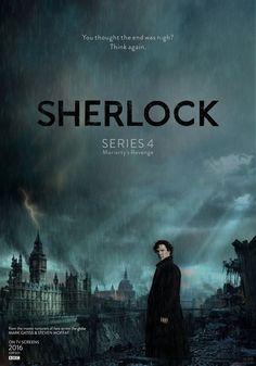 Sherlock – Saison 4 – Épisode 3 – The Final Problem