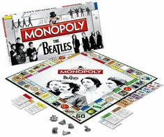 Juego Monopoly the Beatles