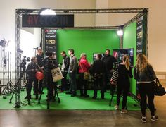Photo & Camera fair in Helsinki 2017. AvecomMedia stand. Photo by Coriosi.