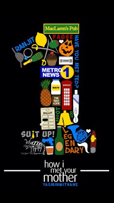 How I Met Your Mother - Season 1 Seasons coming soon :D How I Met Your Mother, Geeks, I Meet You, Told You So, Ted Mosby, Yellow Umbrella, Impractical Jokers, Rainbow Rowell, Himym