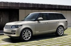 The Newest Range Rover Is More Efficient And Luxurious Than Its Predecessor