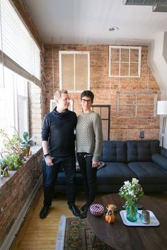 Rachel & Brian's Spacious Place — House Tour. This is a BEAUTIFUL SPACE and it's here in Chicago.