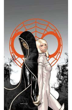 cloak n dagger New ultimate Spiderman #24