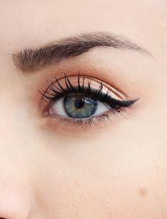 tutorial grüne Augen betonen