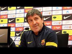 FOOTBALL -  En Directo: la rueda de prensa de Jordi Roura - http://lefootball.fr/en-directo-la-rueda-de-prensa-de-jordi-roura/