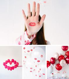 valentines-party-collage