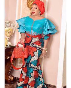 popular Ideas for traditional african fashion dresses kitenge African Fashion Ankara, Latest African Fashion Dresses, African Print Fashion, African Wear, African Attire, African Women, African Lace Styles, African Lace Dresses, Kitenge