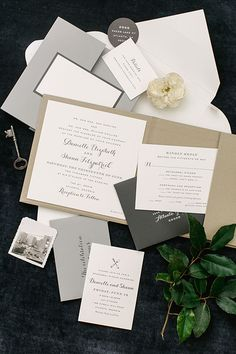 Brides: Georgia Wedding at the St. Regis Atlanta: Photos.  Planning and Design by Pineapple Productions.  Invitation by Cheree Berry Paper. Photography by Kate Headley.