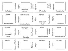 "French ""er"" Verb Puzzle Activity by World Language Classroom French Teaching Resources, Spanish Activities, Teaching French, Teaching Spanish, Spanish Games, Spanish Teacher, Language Activities, Teaching Activities, French Verbs"