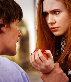 """Just believe me for twenty minutes..."" - Eleventh Doctor, ""The Eleventh Hour"""