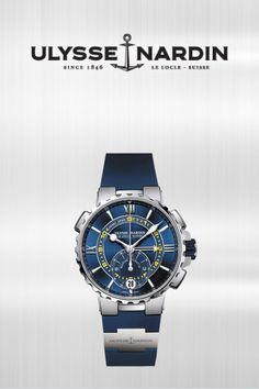 Ulysse Nardin Best Watches For Men, Luxury Watches For Men, Ulysse Nardin, Le Locle, Luxury Watch Brands, Patek Philippe, Audemars Piguet, Rolex, Accessories