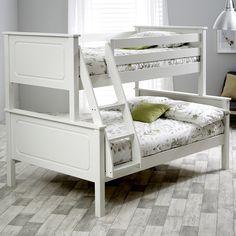 Bring your children's bedroom to life with our range of Bedroom Furniture. Shop bunk beds, children's beds, cabin beds & novelty beds for kids. Triple Sleeper Bunk Bed, Double Bunk Beds, Modern Bunk Beds, Triple Bunk, Cabin Bunk Beds, Safe Bunk Beds, Kids Bunk Beds, Cabin Bed With Storage, Bunk Beds With Storage