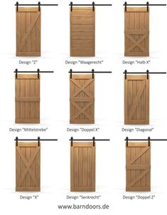 Different Barndoor models made to measure. Rustic wooden sliding doorDifferent Barndoor models made to measure. Rustic wooden sliding door barndoor made wood building models rusticReduced pocket spring pocket spring mattress - white - 100 Wooden Sliding Doors, Wooden Barn Doors, Wooden Windows, Double Barn Doors, Rustic Doors, Moving Walls, Barn Door Designs, Diy Barn Door, Barn Door Hardware