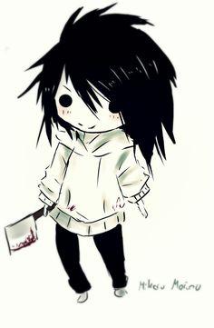 from the story Mí linda asesina (Jeff The Killer x Tú) by saloPAGTP (Salo Kawaii) with 874 reads. Creepypasta Chibi, Creepypasta Proxy, Creepypasta Characters, Jeff The Killer, Spooky Scary, Creepy Art, Creepy Pasta Family, Go To Sleep, Kawaii Anime