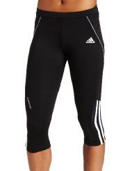 adidas Womens Response Three-Quarter Tight Pant