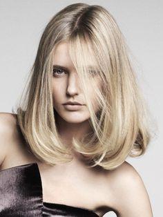 Medium Hair Cuts For Women | Chic Medium Length. Here is a fresh look at women's medium haircuts ...