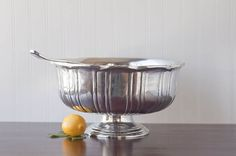 Old Town Imports Aluminum Serveware Classic Punch Bowl w/ Ladle {PRESALE ONLY}. $97.99 regularly $164.99