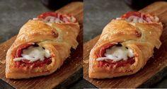 Starbucks Now Has Flaky Pepperoni PIZZA CROISSANTS