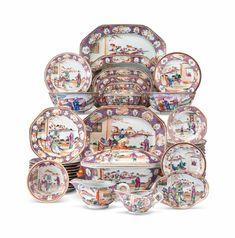 Chinese Figurines, Georgian Interiors, Jasper Conran, European Furniture, Chinese Ceramics, Antique Auctions, India, White Ceramics, Fine Art