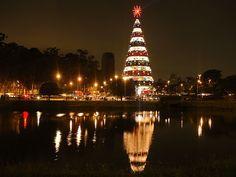Albero di Natale - Sao Paulo, Brasile