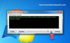 windows toolkit