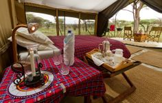 Luxury Mobile Tented Camps
