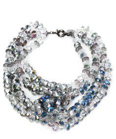 Collar cristal - Uterqüe