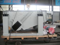 noise problem of linear vibrating screen