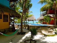 Hotel Palapas del Sol, Isla Holbox, Mexico